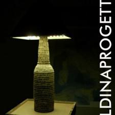 Aldina Progetti lamp  aldinagozzi@gmail.com www.aldinaprogetti.it