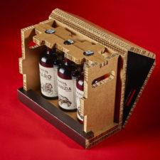 Cofanetto porta liquori realizzato da Atyd   info@atyd.it www.atyd.it